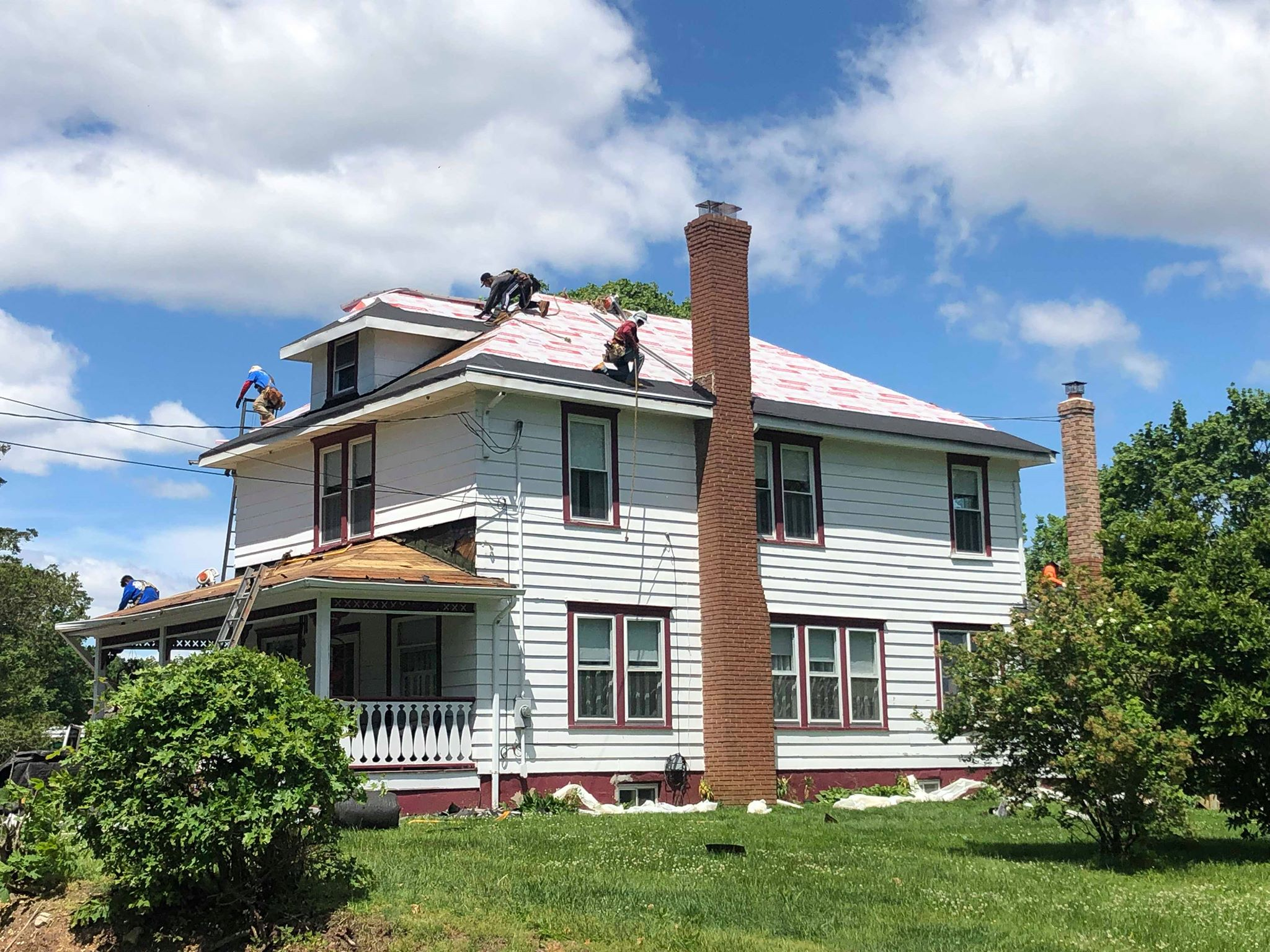 Ocean County Nj Roofing Contractor Services Cephalo Roofing